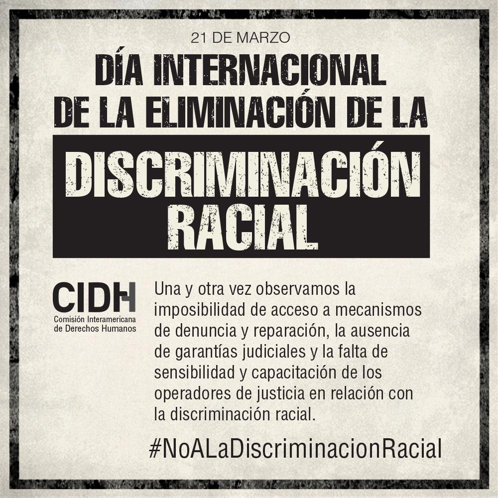 [:es]DÍA INTERNACIONAL DE LA ELIMINACIÓN DE LA DISCRIMINACIÓN RACIAL[:]