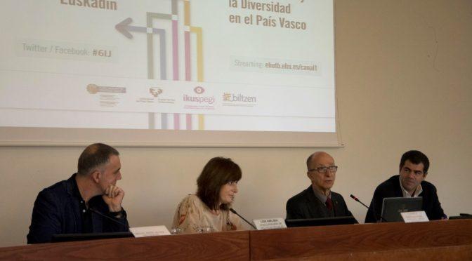 VI. Jornadas sobre inmigración e integración en el País Vasco