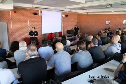 Formación gestión policial de la diversidad para agentes de la Ertzaintza