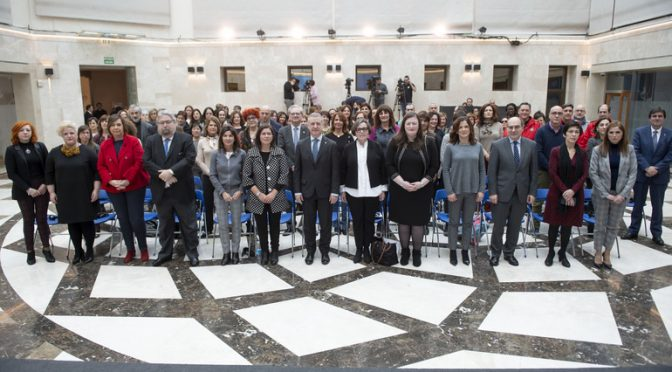Acto de cierre del Programa sobre estándares internacionales de calidad en la atención.